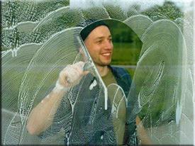 Как правильно мыть стекла?