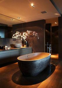 Освещение в ванной комнате— советы от дизайнера
