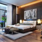 Декор спальни – фото, видео, лайфхаки от дизайнера