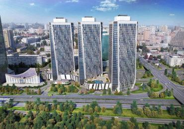 ЖК «Manhattan city»— элитная недвижимость в центре Киева (Победы 11Б). Обзор, планировки, цены, фото