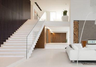 Лестницы в доме на второй этаж— красивые дизайн-проекты