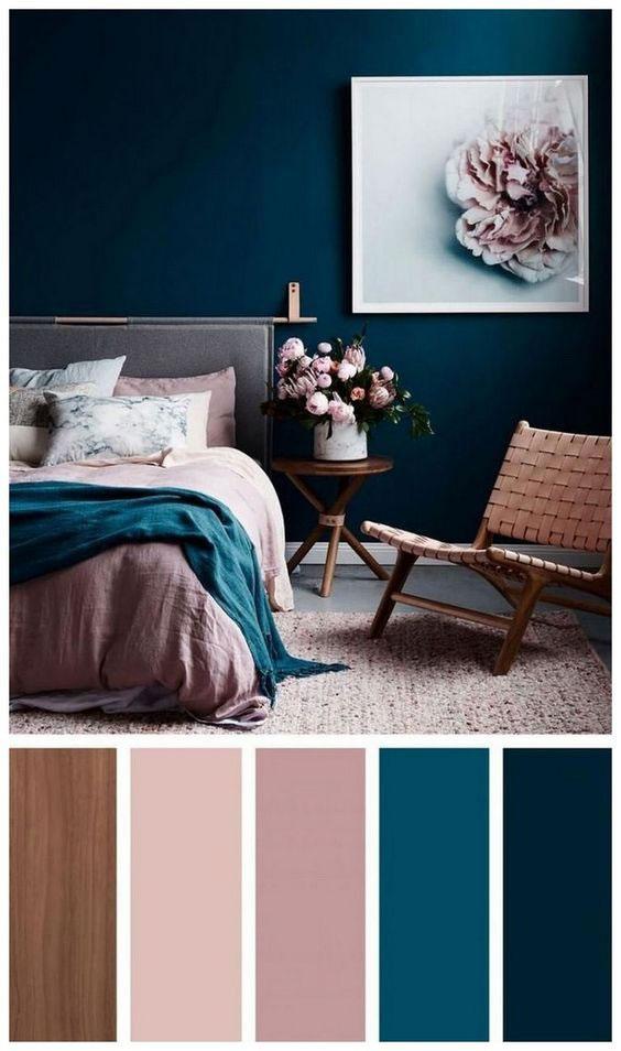 цвета советуют использовать глубокие, темные и насыщенные